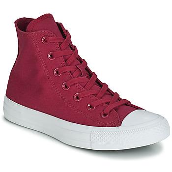 Scarpe Donna Sneakers alte Converse CHUCK TAYLOR ALL STAR GALAXY GAME CANVAS HI Fucsia