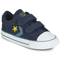 Scarpe Bambino Sneakers basse Converse STAR PLAYER 2V CANVAS OX Blu