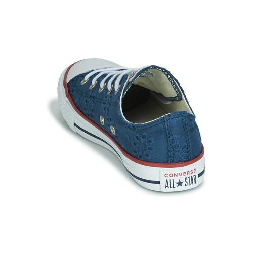 Taylor Chuck Scarpe Bambino All Gratuita Converse Sneakers Marine Basse Ox Consegna Star Anglias 3500 Broaderie thsdCrQ