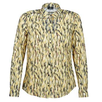 Abbigliamento Donna Camicie One Step MONICA Giallo