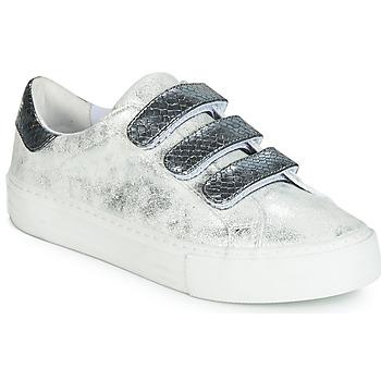 Scarpe Donna Sneakers basse No Name ARCADE Bianco / Grigio