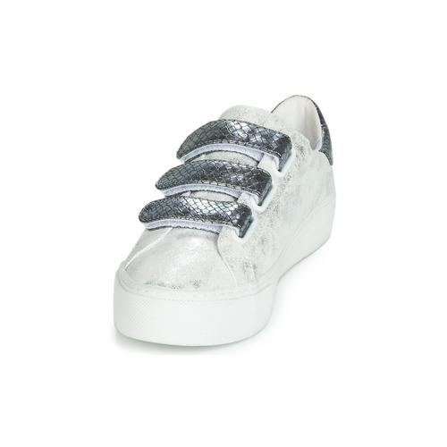 Arcade Gratuita Sneakers Donna Name Scarpe Consegna Basse BiancoGrigio No 8900 0wmNvn8O