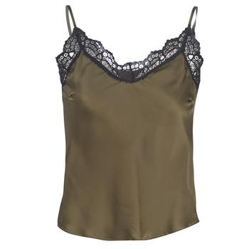 Abbigliamento Donna Top / Blusa Ikks BN11105-56 Kaki