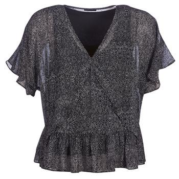 Abbigliamento Donna Top / Blusa Ikks BN11175-02 Nero