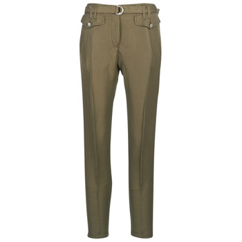 Abbigliamento Donna Pantaloni 5 tasche Ikks BN22125-56 Kaki