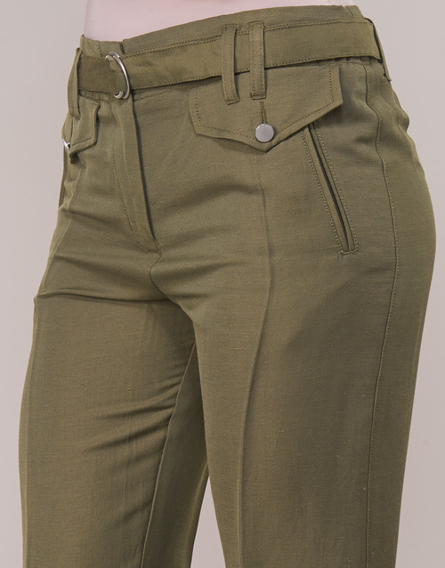 Kaki Pantaloni Tasche Ikks Bn22125 56 5 wukTlPXiOZ