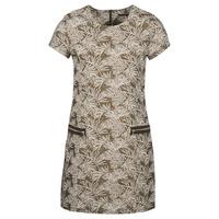 Abbigliamento Donna Abiti lunghi Ikks BN30165-65 Kaki / Beige