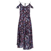 Abbigliamento Donna Abiti lunghi Guess BORA Nero / Multicolore