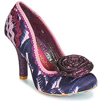 Scarpe Donna Décolleté Irregular Choice PRIZE WINNER Viola