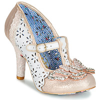 Scarpe Donna Décolleté Irregular Choice PAPILLON Bianco