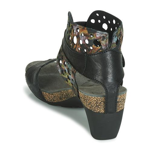 Think ZEG Nero  Scarpe Sandali Sandali Sandali Donna  Scarpe | Prima qualità  | riduzione del prezzo  | qualità regina  | Uomo/Donna Scarpa  a52900