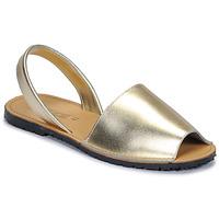 Scarpe Donna Sandali So Size LOJA Oro
