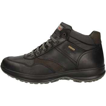 Scarpe Uomo Sneakers alte Grisport 8665LV.5G NERO