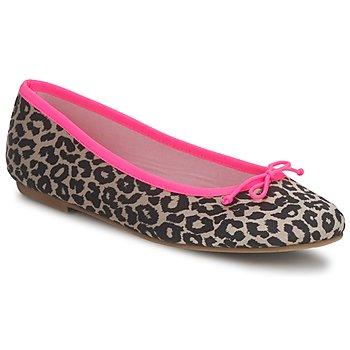 Scarpe Donna Ballerine Cara NEONLEOPARD Leopard