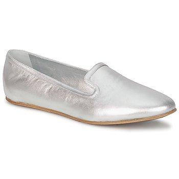 Scarpe Donna Mocassini Rochas RO18101 Silver