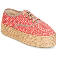 Scarpe Donna Espadrillas Betty London CHAMPIOLA Corail