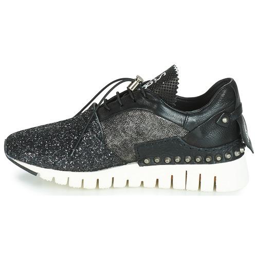 98 s Sneakers 10950 Gratuita Nero Consegna Denalux AirstepA Basse Donna Scarpe OuTXPkZi