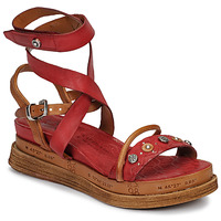 Scarpe Donna Sandali Airstep / A.S.98 LAGOS Rosso