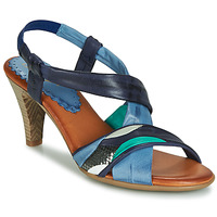 Scarpe Donna Sandali Betty London POULOI Blu / Verde