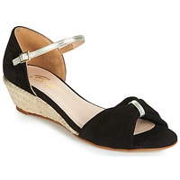 Scarpe Donna Sandali Betty London JIKOTIBE Nero / Oro