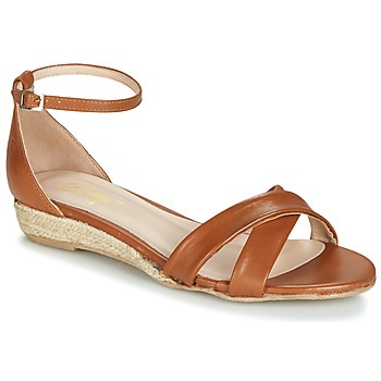 Scarpe Donna Sandali Betty London JIKOTIVE Camel