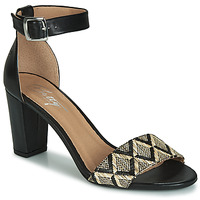 Scarpe Donna Sandali Betty London CRETOLIA Nero
