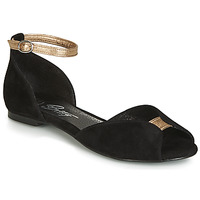 Scarpe Donna Sandali Betty London INALI Nero