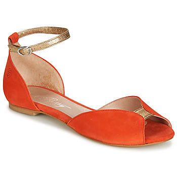 Scarpe Donna Sandali Betty London INALI Corail