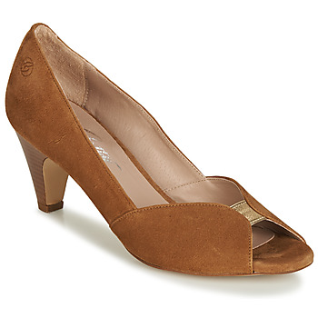 Scarpe Donna Décolleté Betty London JIKOTI Camel