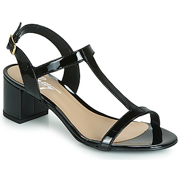Scarpe Donna Sandali Betty London CREPE Nero