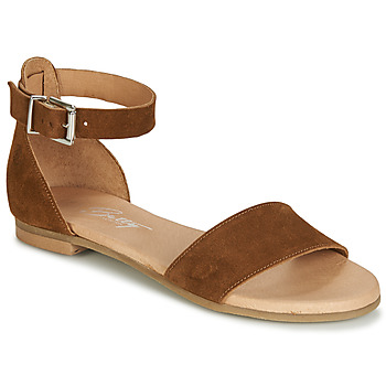 Scarpe Donna Sandali Betty London JIKOTIRE Camel