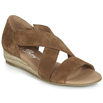 Scarpe Donna Sandali Betty London JIKOTE Camel
