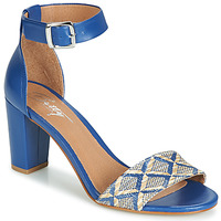 Scarpe Donna Sandali Betty London CRETOLIA Blu