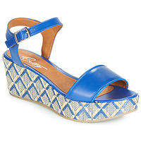 Scarpe Donna Sandali Betty London JIKOTERE Blu