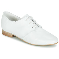 Scarpe Donna Derby Betty London JIKOTEFE Bianco