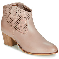 Scarpe Donna Stivaletti Betty London JIKOTEVE Taupe