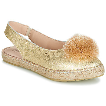 Scarpe Donna Ballerine Betty London JIKOTI Oro