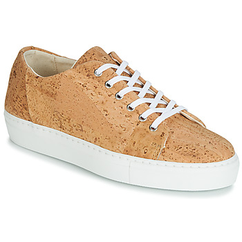 Scarpe Donna Sneakers basse Dream in Green JAKANIS Beige