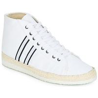 Scarpe Donna Sneakers alte Ippon Vintage BAD HYLTON Bianco