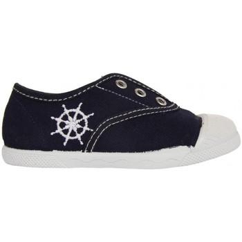Scarpe Unisex bambino Sneakers basse Cotton Club CC0001 Azul