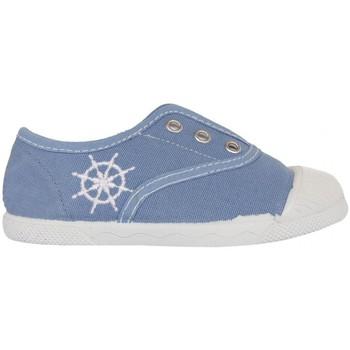 Scarpe Unisex bambino Sneakers basse Cotton Club CC0002 Azul