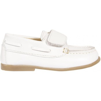 Scarpe Bambino Scarpe da barca Garatti PR0049 Blanco