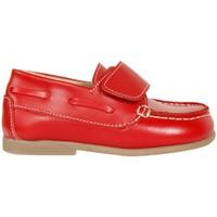 Scarpe Bambino Scarpe da barca Garatti PR0049 Rojo
