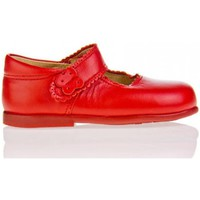 Scarpe Bambina Ballerine Garatti PR0043 Rojo