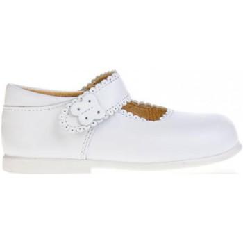 Scarpe Bambina Ballerine Garatti PR0043 Blanco
