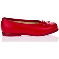 Scarpe Bambina Ballerine Garatti AN0069 Rojo