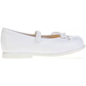 Scarpe Bambina Ballerine Garatti PR0048 Blanco