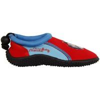 Scarpe Bambina Slip on Disney 2301-771 Rojo