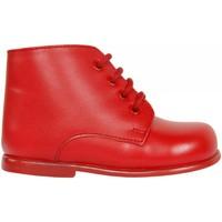 Scarpe Bambino Stivaletti Garatti PR0052 Rojo