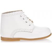 Scarpe Bambina Stivaletti Garatti PR0053 Blanco